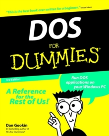 DOS For Dummies, Paperback