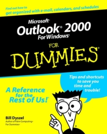 Microsoft Outlook 2000 for Windows For Dummies, Paperback