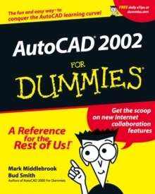 AutoCAD 2002 For Dummies, Paperback