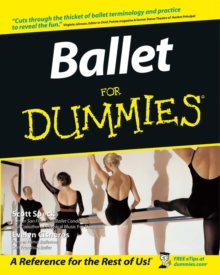 Ballet For Dummies, Paperback Book