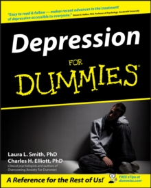 Depression For Dummies, Paperback