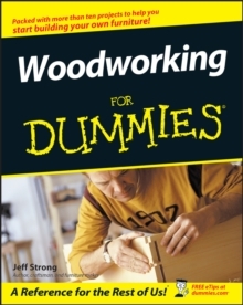 Woodworking for Dummies, Paperback