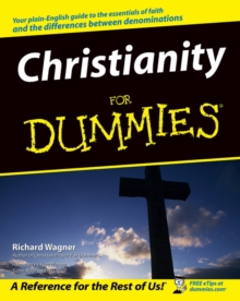 Christianity For Dummies, Paperback Book