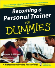 Becoming a Personal Trainer for Dummies, Paperback
