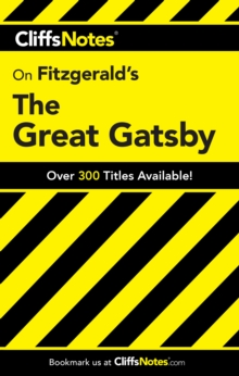 "Notes on Fitzgerald's ""Great Gatsby"", Paperback"