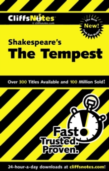 "Shakespeare's ""The Tempest"", Paperback"