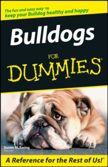 Bulldogs For Dummies, Paperback