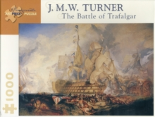TURNER BATTLE OF TRAFALGAR,