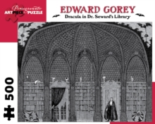 GOREY DRACULA IN LIBRARY,  Book