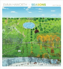 Emma Haworth : Seasons 2017 Wall Calendar, Calendar