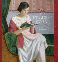 The Reading Woman 2017 Wall Calendar, Calendar