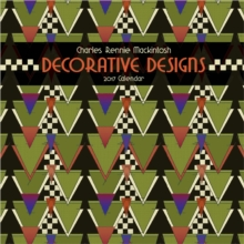 Charles Rennie Mackintosh : Decorative Designs 2017 Mini Wall Calendar, Calendar