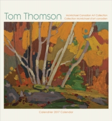 Tom Thomson 2017 Wall Calendar, Calendar