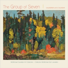 The Group of Seven 2017 Mini Wall Calendar, Calendar