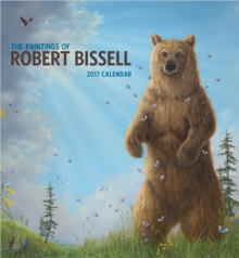 The Paintings of Robert Bissell 2017 Wall Calendar, Calendar