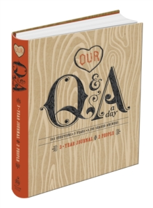 Our Q and A a Day : 3 Year Journal for 2 People, Paperback
