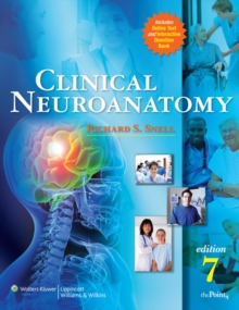 Clinical Neuroanatomy, Paperback Book