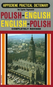 Polish Dictionary, Paperback Book