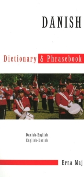 Danish-English/English-Danish Dictionary and Phrasebook, Paperback Book