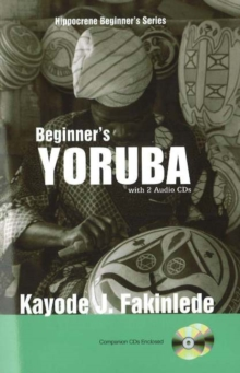 Beginner's Yoruba, Mixed media product