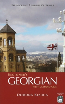 Beginner's Georgian with 2 Audio Cds, Mixed media product Book