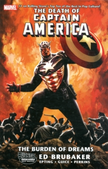Captain America : The Death of Captain America Burden of Dreams Volume 2, Paperback Book