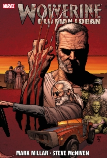 Wolverine: Old Man Logan, Paperback Book