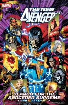 New Avengers : Search for the Sorcerer Supreme Vol. 11, Paperback Book