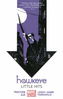 Hawkeye : Little Hits (Marvel Now) Volume 2, Paperback