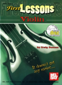 First Lessons Violin, Paperback