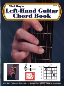 Left-Hand Guitar Chord Book, Paperback