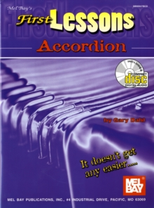 First Lessons Accordion, Paperback