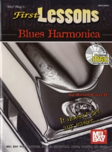 First Lessons Blues Harmonica, Paperback