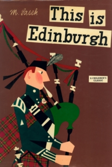 This is Edinburgh, Hardback Book