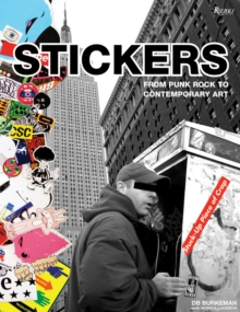 Stickers : Stuck Up Piece of Crap, Paperback Book
