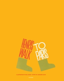 Henri's Walk to Paris, Hardback Book