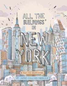 All the Buildings in New York : That I've Drawn So Far, Hardback Book