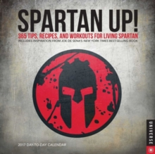 SPARTAN UP 2017 DAYTODAY CALENDAR,