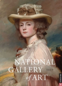 NATIONAL GALLERY OF ART 2017 DESK DIARY,