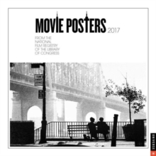 MOVIE POSTERS 2017 WALL CALENDAR,