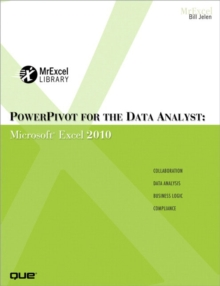 PowerPivot for the Data Analyst : Microsoft Excel 2010, Paperback