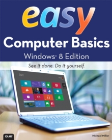 Easy Computer Basics, Windows 8 Edition, Paperback