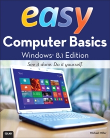 Easy Computer Basics, Windows 8.1 Edition, Paperback