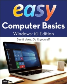 Easy Computer Basics, Windows 10 Edition, Paperback