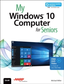 My Windows 10 Computer for Seniors : Includes Video and Content Update Program, Mixed media product