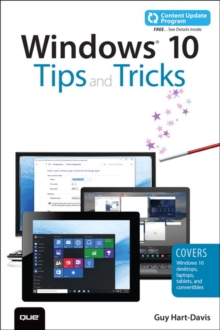 Windows 10 Tips and Tricks (Includes Content Update Program), Paperback