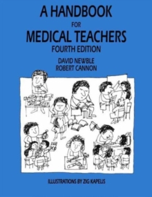 A Handbook for Medical Teachers, Hardback