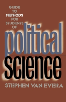 Guide to Methods for Students of Political Science, Paperback