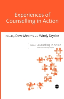 Experiences of Counselling in Action, Paperback