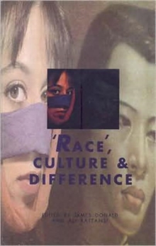 Race, Culture and Difference, Paperback